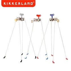 Ever wonder how Kikkerland picks their products? Design Glut has a great interview with Jan van der Lande of Kikkerland