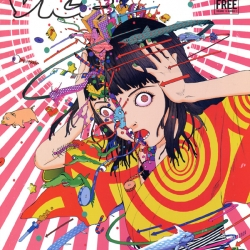 "SAME HAT! SAME HAT is a blog that is a ""weekly manga commentary, featuring horror, gag & erotic-grotesque nonsense!"" It features Shintaro Kago's ABSTRACTION, which  is maybe the most mind bending and interestingly portrayed comics I've read in quite a while!"