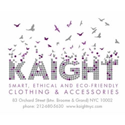 Love this Kaight logo for their store in NYC