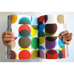 For geometrophiles everywhere, the Kapitza sisters' book of 264 rather lovely patterns
