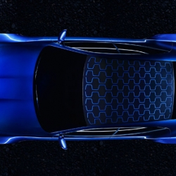 Karma from Fisker Automotive is a hybrid car with a Q Drive engine by Quantum Technologies. The hybrid engine gives you 80 km of zero emission driving, if you want to go longer it is a hybrid or you can get a solar cell roof for the car.
