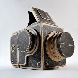 Pinhole Hasselblad by Kelly Angood.