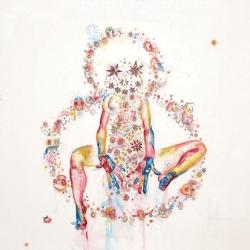 Former scientist, Kelsey Brookes, creates impressive paintings.