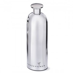 The beautiful bottle of Kenzopower, a new fragrance for men by Kenzo, was designed by Kenya Hara, the Artistic Director of Muji.