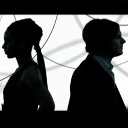 Very Stylish Music Video for the Upcoming James Bond film. The  Song is by Alicia Keys & Jack White.