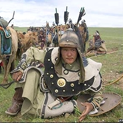 i love genghis kahn.  so had to post something about the mongolian naadam festival.