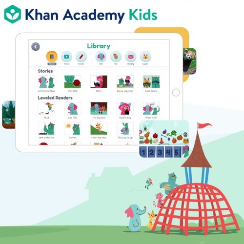 Khan Academy Kids App - SO much educational (and visually appealing) content for the 2-8 year old set! And FREE - with no ads and no subscriptions. After going through far too many trials of terrible apps, this one is far better + free!