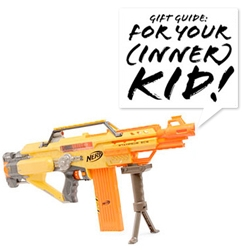 Gift Guide: Fun toys for kids! (Little kids and BIG kids alike!)