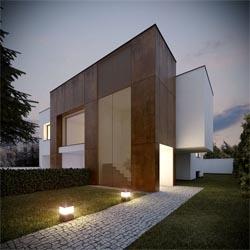 House extension from Kilkoro Architekci in Poznan.