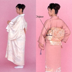 How to put on a Kimono in 64 steps