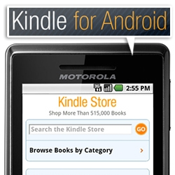 Get the best reading experience available on your Android phone. No Kindle required.