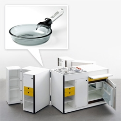 The Museum of Modern Art's Counter Space: Design and the Modern Kitchen exhibition ~ incredibly inspiring kitchen designs and the products that go in them!