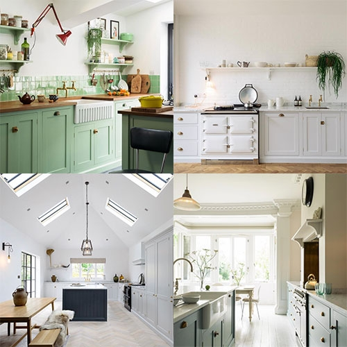deVOL: Bespoke Kitchens, Bathrooms and Interiors. Gorgeous inspiration from this British design led furniture manufacturer based at Cotes Mill, a historic 16th century water mill on the banks of the River Soar, just outside Loughborough.
