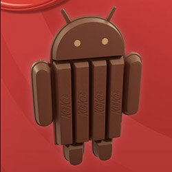 The latest sugary android version is going to be Kit Kat! And it is actually in collaboration with Hershey's, with promotions starting on the 6th.