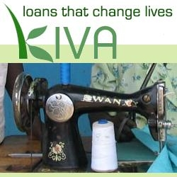 And if donating a few grains of rice is not enough [see #7136] the you can always loan a few dollars so a farmer can buy a bag of seeds to grow his own. The best thing is that they will pay you back!  Kiva Charitable Loans.