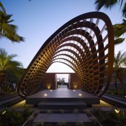 Kona Residence in Hawaii by Belzberg Architects.
