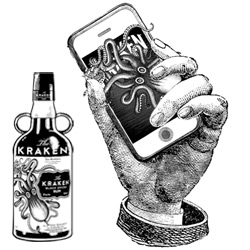 The Kraken Rum launches an super fun, gorgeous iPhone game app ~ The Kraken: The Simulation Application for Nautical Maneuvering!