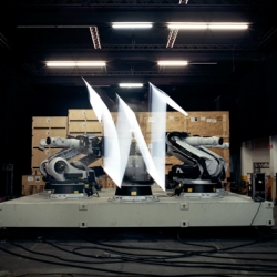 Last year Jaime Hayon played chess in Trafalgar Square, but this year at the London Design Festival, Clemens Weisshaar and Reed Kram are bringing massive robots...