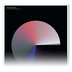 """Alan Woo wrote a program in Processing, which captures each frame of each movie and essentially creates a 'pie chart' of the colours contained within each film producing a simplistic and abstracted representation."""