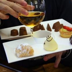 K-wine Finger Food Wine Plate
