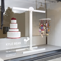 Drawing upon the theory that 'Matter cannot be created or destroyed, only transformed' - Kyle Bean's window displays for Selfridges, London showcase objects in their original form, side by side with inspirational transformations.