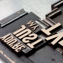 "Designer Kyle Durrie's ""Moveable Type"" offers letterpress classes out of a truck."
