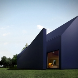 We present the L House by moomoo Architects...