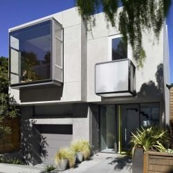 Zack|de Vito Architecture has completed the Laidley House in San Francisco, California.