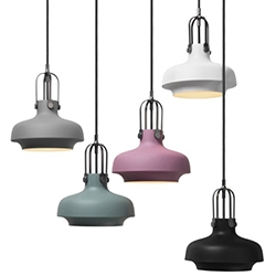 &Tradition & Space Copenhagen's Copenhagen Pendant SC6 at A+R.
