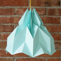 Lampori — Czech origami light (hand made).