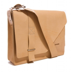 Landscape Satchel from Tanner Goods. Hand cut and manufactured in Portland.