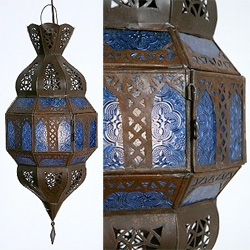 Urban Outfitters has some pretty Moroccan lanterns!