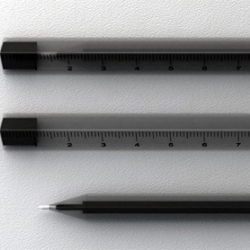 Ruler pen designed by Shikai Tseng.