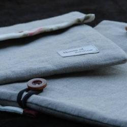 Lovely laptop sleeve specifically designed for mini laptops (netbooks).