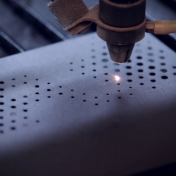 A short film about Laser Cut Studio and its owner Adam Rowe. The newly opened studio in Helsinki is changing the way designers and creatives work with manufacturers within Finland.
