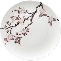 Kozyndan's much loved 'Bunny Blossom' finds a new home with this stunning 6 piece sequentially numbered limited edition bone china dinnerware from Click For Art.