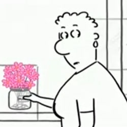 Lavatory-Lovestory: Russian animated short nominated for Oscar 2009.
