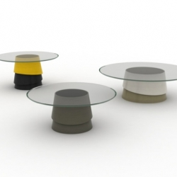 During next Milan Salone del Mobile Luca Nichetto will introduce Layer, the new table designed for Gallotti&Radice.