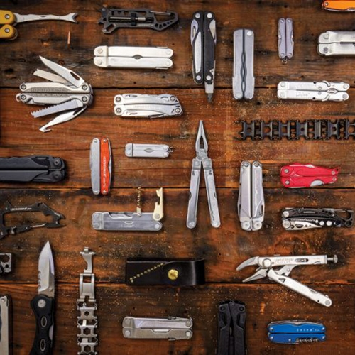 """Origin Of Leatherman: The Road From Start-Up To Mega-Brand"" Fun read on GearJunkie as they interview founder Tim Leatherman on the origin of his multitools!"