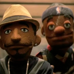 New Nike spot celebrating LeBron MVP choice for this season. Great Kobe and James puppets.
