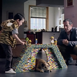 """Let's Build"" - Heartwarmingly fun LEGO ad!"