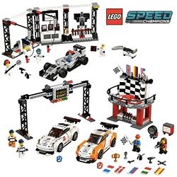Lego Speed Champions! Porsche 911 GTs, McLaren Mercedes Pit Stop, F14 T & Scuderia Ferrari Truck, LaFerrari, Porsche 918 Spyder, 458 Italia GT2, McLaren P1 and more...