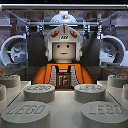 GoMinimanGo.com is a celebration of the 30th Birthday of the LEGO Miniman... See the spot... created by lobo...
