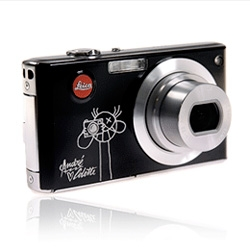 Leica and Andre team up for a Collete limited edition camera!