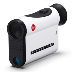 Leica turns to help golfers find their range with the Pinmaster Rangemaster.