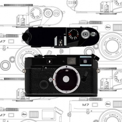 "The Leica à la carte is one of the most exclusive and interesting customizing solutions. Over 4000 different ways to make your own Leica more exclusive than the ""All White"""