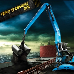 Heavy Equipment Calendar 2012!