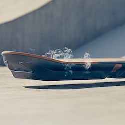 Lexus' latest innovation is a hoverboard.