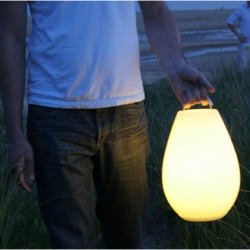 i've been debating about posting this for some time now, but i do really love it.  what a cute portable light.