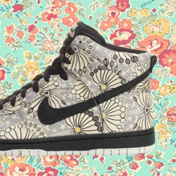 Nike and Liberty are at it AGAIN! New sneaker collaboration series!